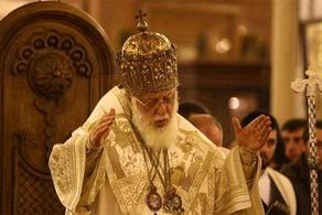 Patriarch: Georgian people have courageously accepted the crucible