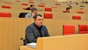 Рати Ионатамишвили стал председателем фракции Грузинская мечта