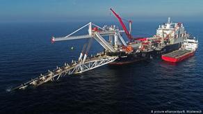 Bloomberg: ამერიკული სანქციები ჩრდილოეთ ნაკადი-2-ის მშენებლობას ვერ შეაჩერებს