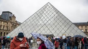 Во Франции за сутки коронавирус подтвердился у 16 972 человек