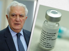 Armiran Gamkrelidze: We paid a little more and will be able to choose the vaccine