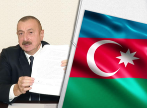 Ilham Aliyev: The Karabakh agreement means capitulation on the part of Armenia