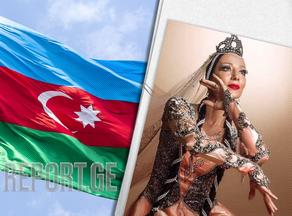 People's Artist of Azerbaijan Tarana Muradova is in Georgia