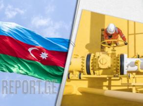 Azerbaijan increases gas exports