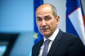 PM of Slovenia supports enlargement of NATO