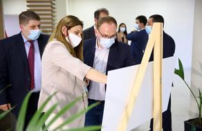 Представители парламента Грузии посетили учебный центр СГБ
