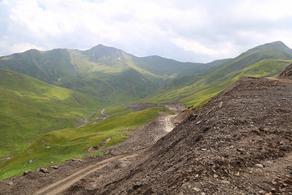 Traffic banned from Georgia's Zhinvali-Bakhmaro-Shatili road section