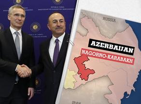 Йенс Столтенберг призывает прекратить боевые действия в Нагорном Карабахе