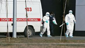 All Russian regions now have coronavirus cases