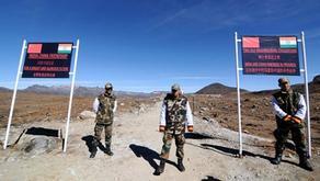 ჩინეთისა და ინდოეთის საზღვარზე დაპირისპირება მოხდა