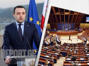 Гарибашвили: Мы полностью разделяем рекомендацию Европейского совета