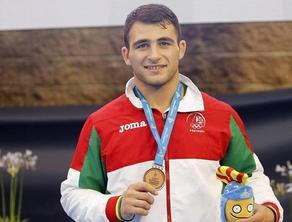 Анри Эгутидзе стал чемпионом Португалии по дзюдо