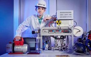 12 წლის ბიჭმა ბირთვული რეაქტორი ააწყო და გინესის წიგნში მოხვდა