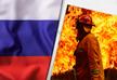 რუსეთში მილიონამდე ჰექტარი ტყე იწვის