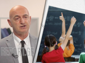 Prof Ivane Chkhaidze: This will help bring issue of opening schools to top of our agenda