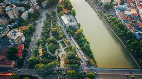 Tbilisi Mayor posts renovated Dedaena Garden photos- PHOTO