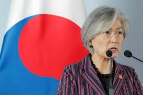 სამხრეთ კორეის საგარეო მინისტრი იაპონიაში გადამწყვეტ მომენტში ჩადის