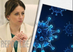 Georgian health minister: this will be sign that issue of lockdown must be raised