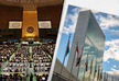 The UN General Assembly adopts resolution on Abkhazia and South Ossetia