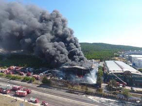 თურქეთში აფეთქების შედეგად რამდენიმე ადამიანი დაშავდა