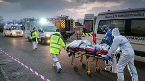 Число жертв коронавируса во Франции достигло 28 900