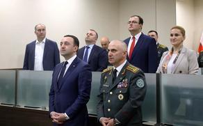 მინისტრმა დამოუკიდებლობის დღე ქართველ მშვიდობისმყოფელებს მიულოცა