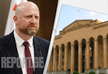 Zurab Japaridze leaves Parliament