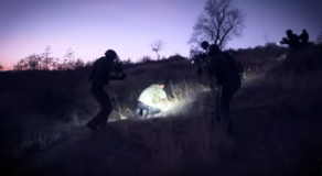 Special operation to rescue 17-year-old boy - VIDEO