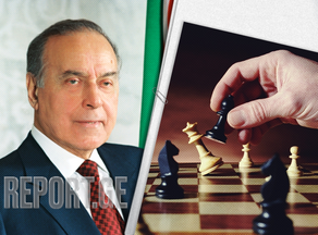 Chess tournament dedicated to 98th anniversary of Heydar Aliyev