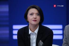 Генеральным директором Первого канала временно станет Тинатин Бердзенишвили