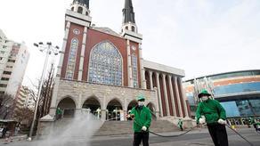 სამხრეთ კორეაში ტაძრები მსახურებას ონლაინ აღავლენენ