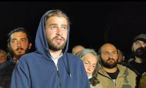Противники Намахвани ГЭС вернулись в Гумати из Тбилиси