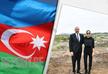 President and First Lady of Azerbaijan visit Fuzuli
