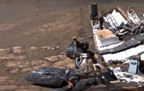 როგორ გამოიყურება მარსის პანორამა - VIDEO