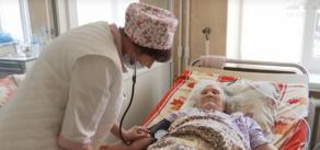 83-летняя украинка восстала из мертвых