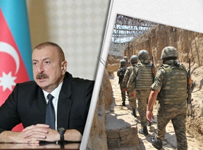 Ilham Aliyev: A number of villages in 4 districts have been liberated