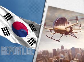 Коммерческое аэротакси начнет первые полеты в Сеуле с 2025 года