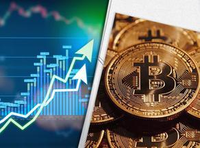 Стоимость биткоина выросла на 5%