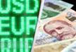 Один доллар на Bloomberg стоит 3,1050 лари