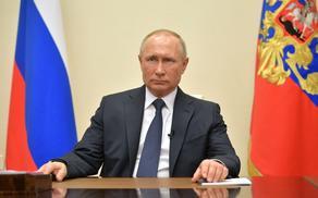 Путин коснулся конфликта в Карабахе