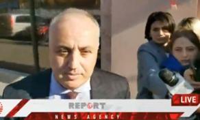 Dimitri Khundadze: We did not get answers