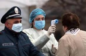 В Армении число инфицированных COVID-19 возросло 7113