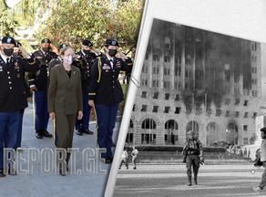 Посольство США: Мы с грустью и надеждой вспоминаем этот день