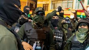ბოლივიაში საპროტესტო გამოსვლებს პოლიციაც შეუერთდა