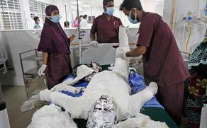 В результате взрыва мечети в Бангладеш погибли не менее 11 человек