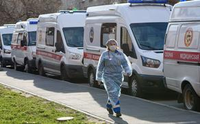 10,899 new cases of COVID-19 infection in Russia