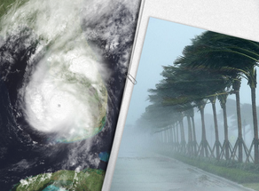 US Delta hurricane brings heavy rain and flood, leads to power cutoff