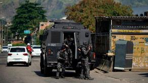 Brazil: At least 25 killed in Rio de Janeiro shootout - VIDEO
