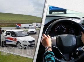 Где вы временно не сможете пройти практический экзамен на водительские права?