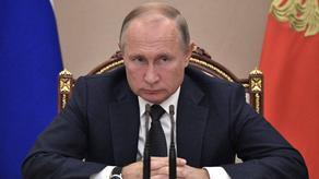 Путин обратится к народу сегодня